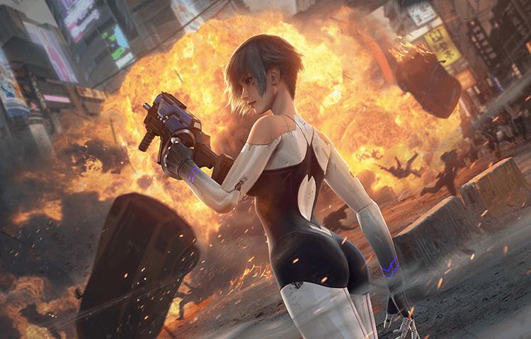 Cyber Hunter – An Open-World Battle Royale Game