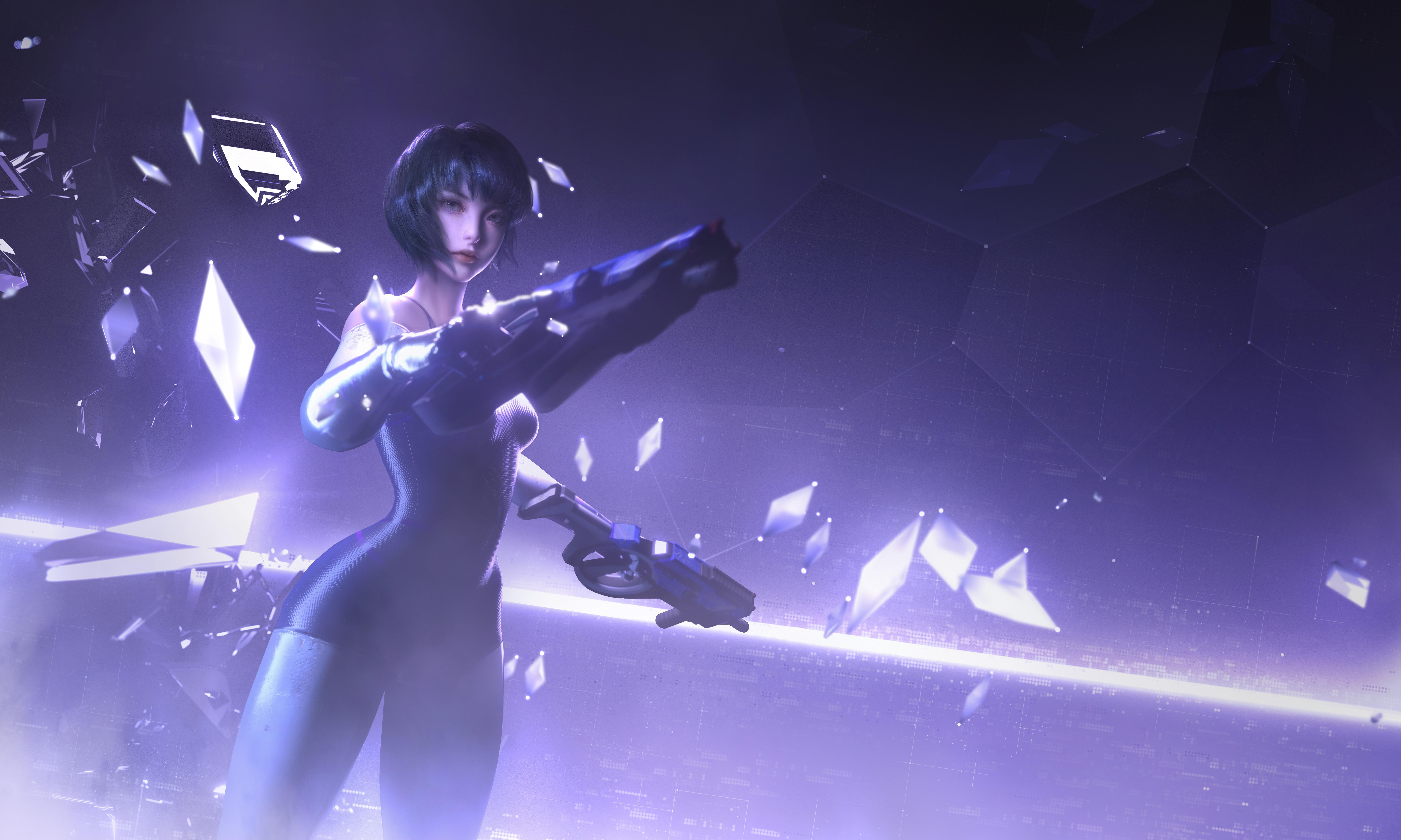 cyber hunter_Cyber Hunter – An Open-World Battle Royale Game